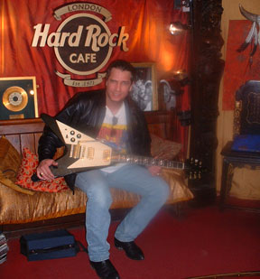 London Hard Rock Cafe